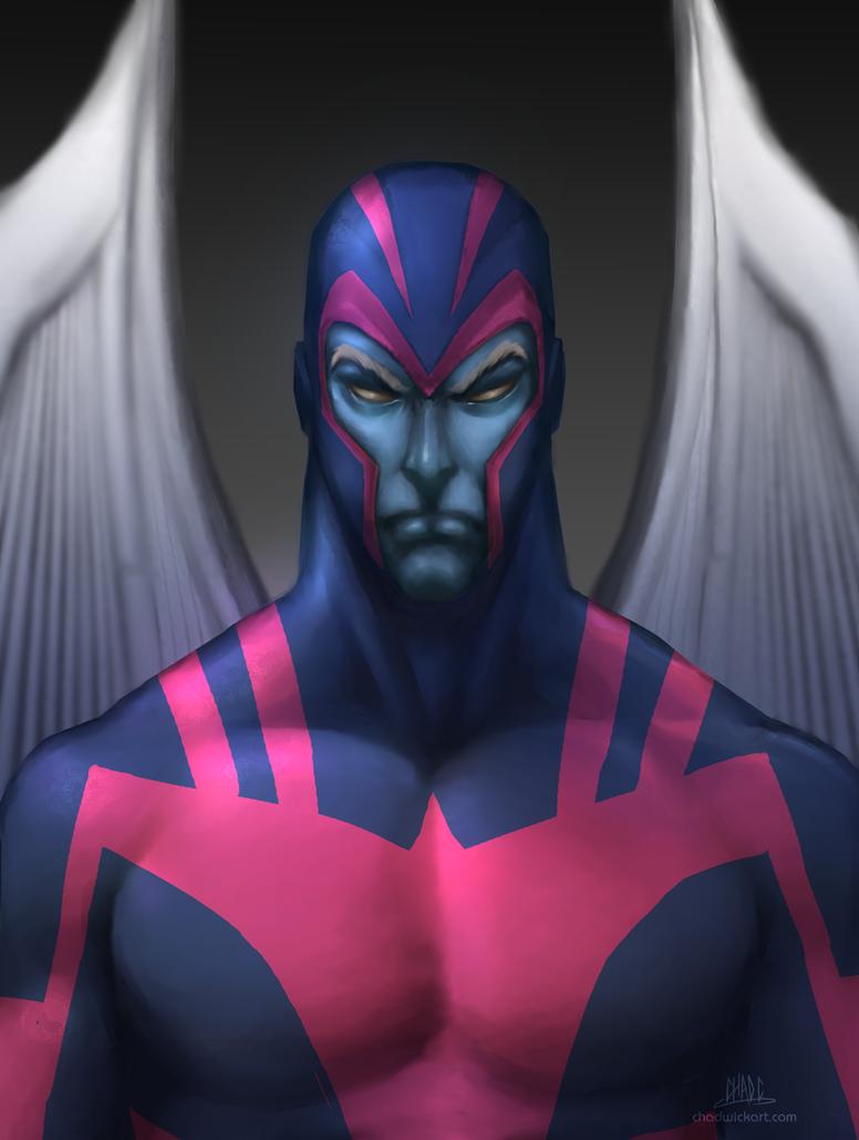 Archangel - v01 by Chadwick-J-Coleman