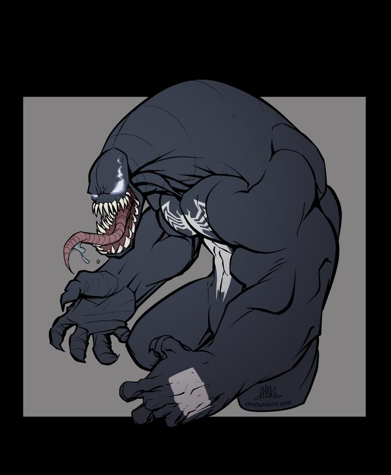 Venom - v02 by Chadwick-J-Coleman