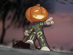 Pumpkin Kid 2.0