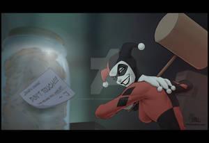 Harley Quinn - v02