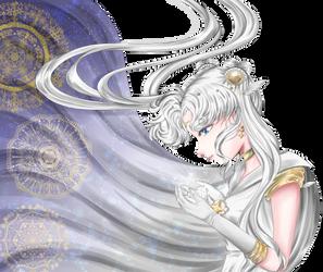 Sailor cosmos fanart
