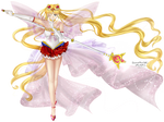 Sailor Moon concept design by ImperialMoonlight