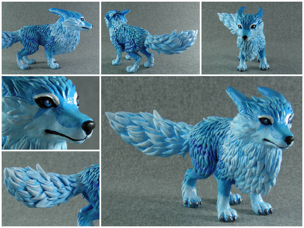 World of Warcraft Vulpine Familiar by Neronai
