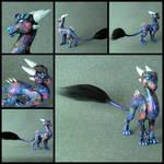 WIN Pollux the Galaxy Dragon! by Neronai
