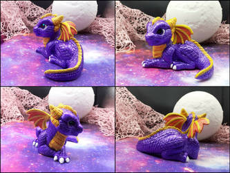 Dragon inspired by Spyro
