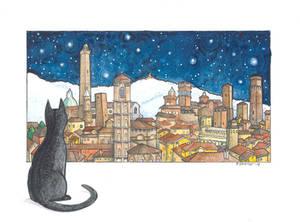 Christmas Card - Bologna 2013