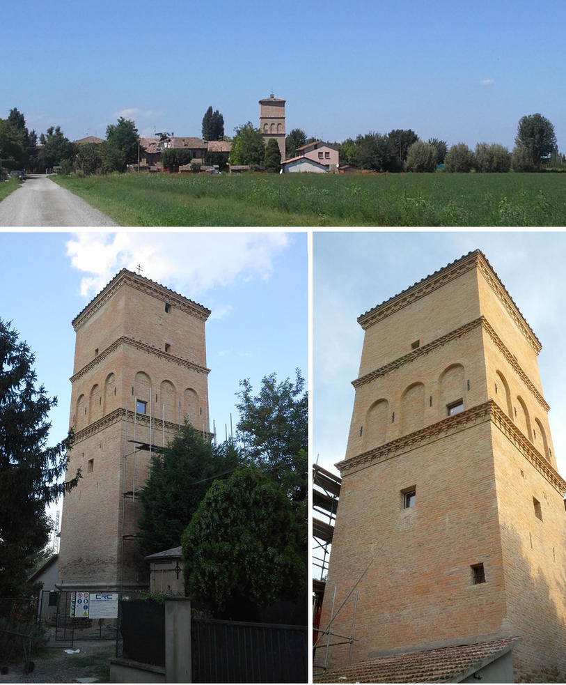 Torre di Guisa Pepoli by Galhad