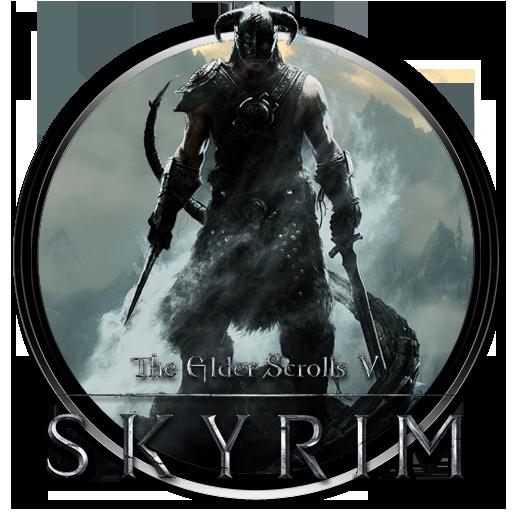 The Elder Scrolls V: Skyrim Icon by mohitg on DeviantArt