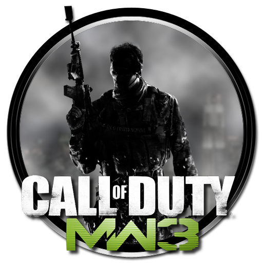 Call Of Duty Modern Warfare 3 Icon By Mohitg On Deviantart