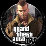 Grand Theft Auto 4 Icon