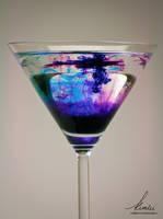 Day 3: Rainbow Cocktail by xXDArtistxX