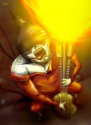 The Coma Doof - Warrior