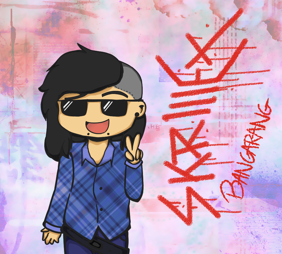 Skrillex by RoflAndrea