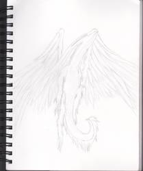 Work In Progress - Ethereal Dragon