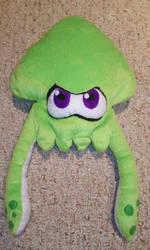 Splatoon Inkling Squid Plush