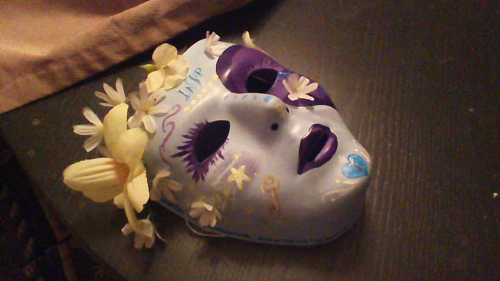 The masks essay