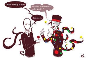 Lollipop by peebleswiggins