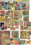 Lois Lane gagged (Compilation)