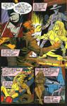 Batgirl gagged