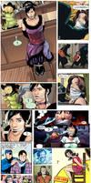 Lois Lane gagged (Compilation 2)