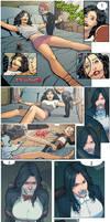 Zatanna gagged (Compilation)