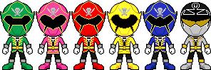 Kaizoku Sentai Gokaiger by Miralupa