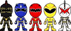 Bộ sưu tập Chibi Sentai ( cái này việt-sentai đã post rồi nhé ) Bakuryuu_sentai_abaranger_by_miralupa-d3a3ehy