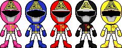 Bộ sưu tập Chibi Sentai ( cái này việt-sentai đã post rồi nhé ) Kagaku_sentai_dynaman_by_miralupa-d3bmsei