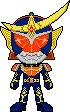 Kamen Rider Gaim Orange by Miralupa