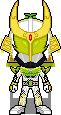 Kamen Rider Zangetsu Melon by Miralupa