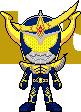 Kamen Rider Gaim Banana by Miralupa