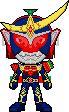 Kamen Rider Gaim Ichigo by Miralupa