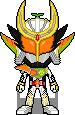 Kamen Rider Zangetsu Shin Melon Energy by Miralupa