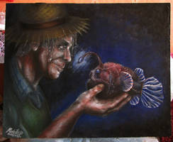 the FisherMANN and the Fish