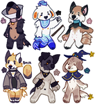 Doggo Batch - Auction Open