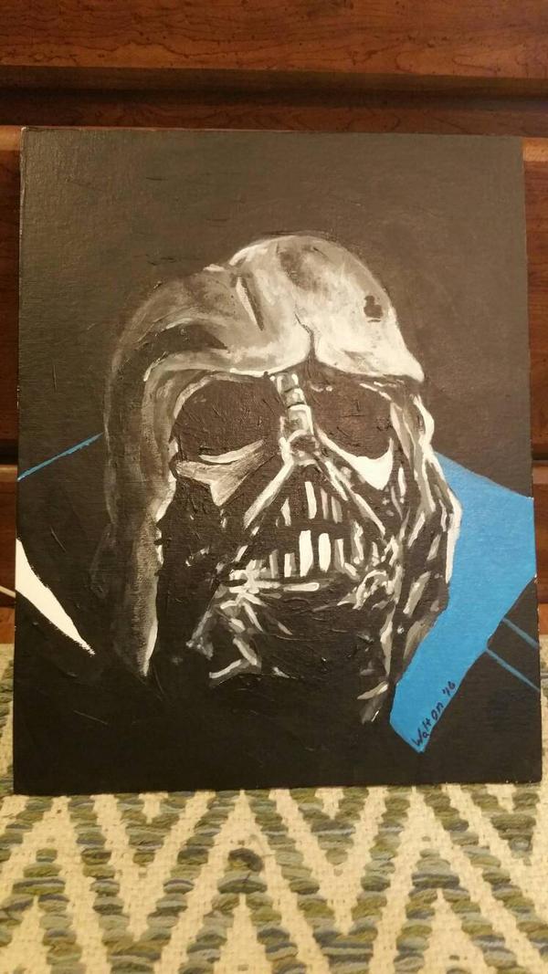 Vader helmet. by Apophys420