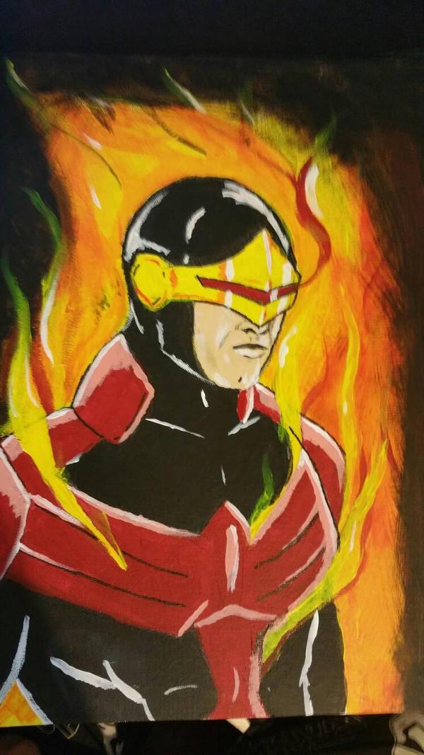 Phoenix Five Cyclops. by Apophys420