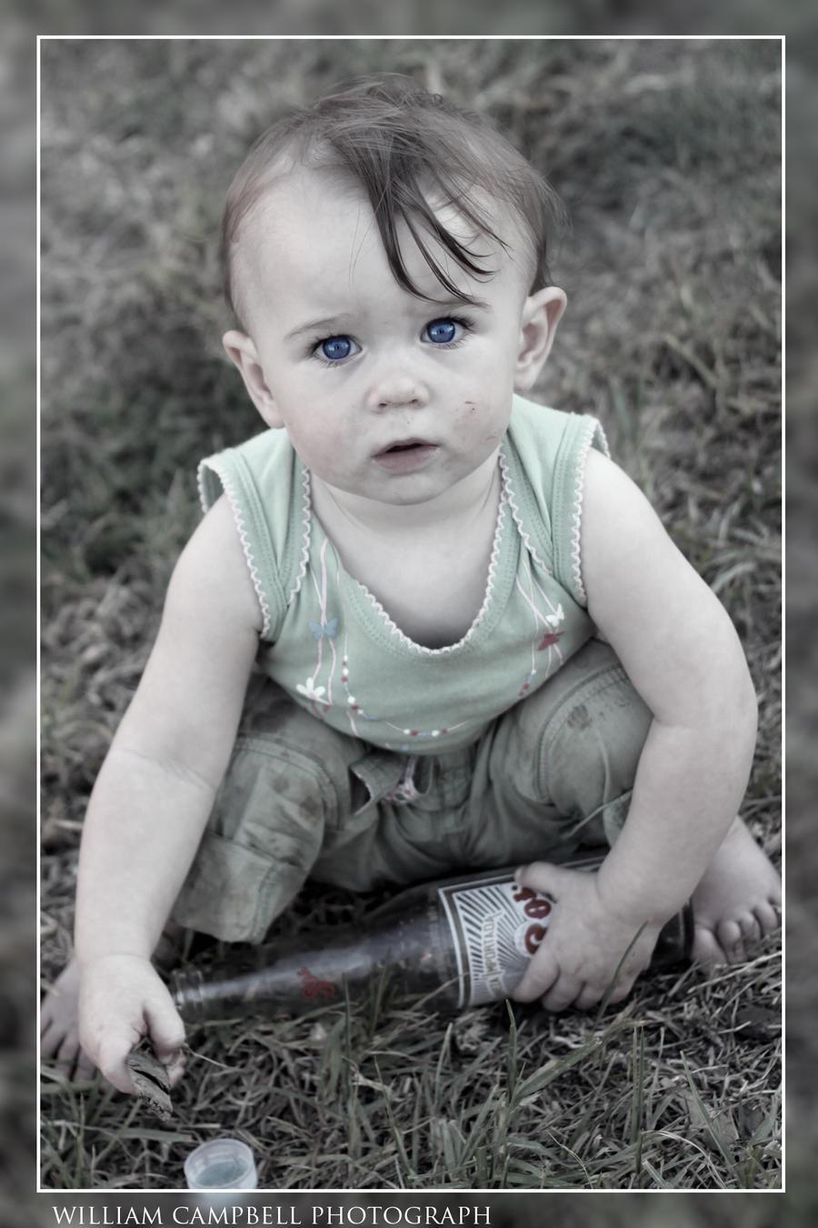 Baby Boozer by WillJuggles