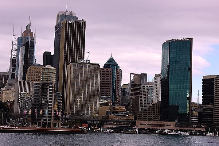 Sydney. by WillJuggles