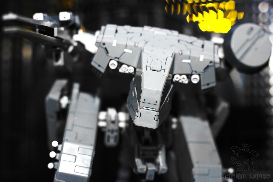 Metal Gear Rex by Martim