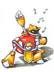 Chrono Trigger Gato