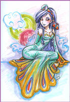 Lady Riddel Viper by LemiaCrescent