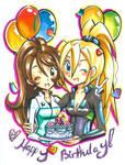 Happy Belated Birthday Zero XD