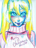 Xmas Gift Ry-Kazuma by LemiaCrescent