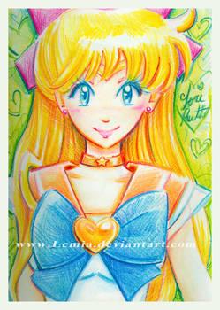 Crayola Crayon Sailor Venus