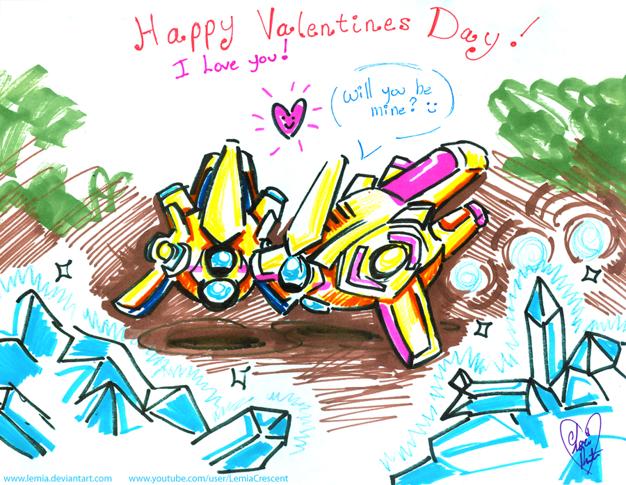 Starcraft Valentine by LemiaCrescent