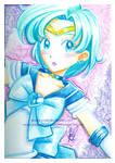 Crayola Crayon Sailor Mercury