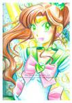 Crayola Crayon Sailor Jupiter