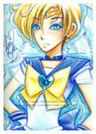 Crayola Crayon Sailor Uranus