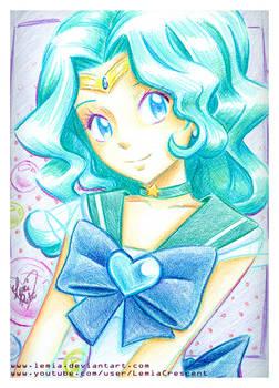 Crayola Crayon Sailor Neptune